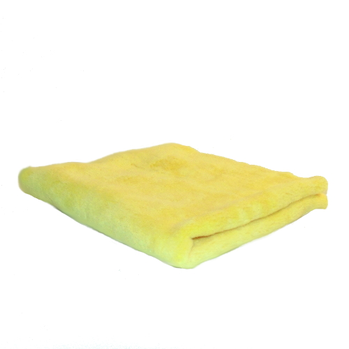 16 x 16 Yellow Minx Microfiber Towel