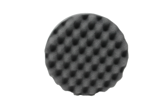 Optimum Waffle Foam Pad: Black (Light Correction & Finishing)