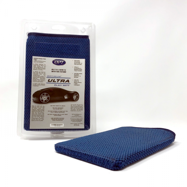 Optimum Ultra Clay Mitt