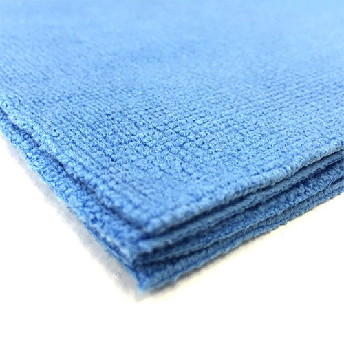 Optimum Edgeless Premium Plush Microfiber Towel 16  X  16